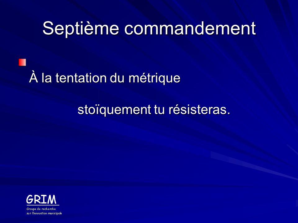 Septième commandement