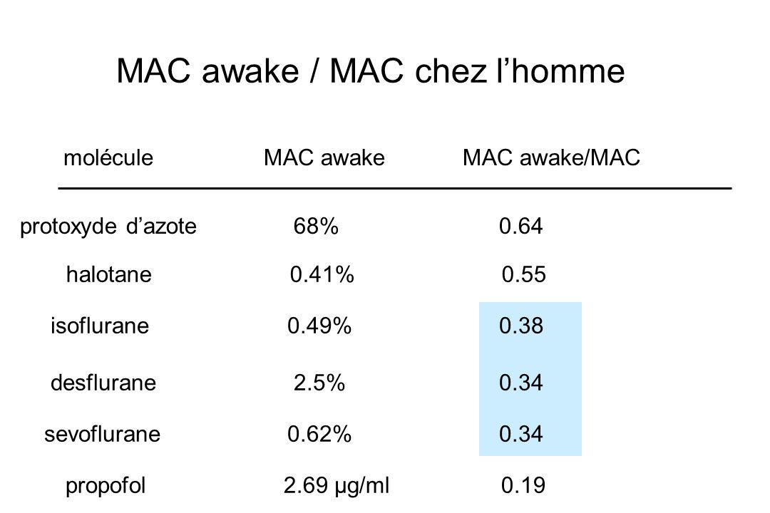 MAC awake / MAC chez l'homme