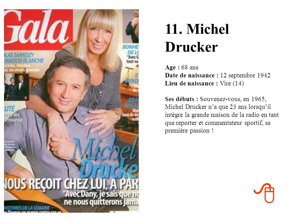 11. Michel Drucker