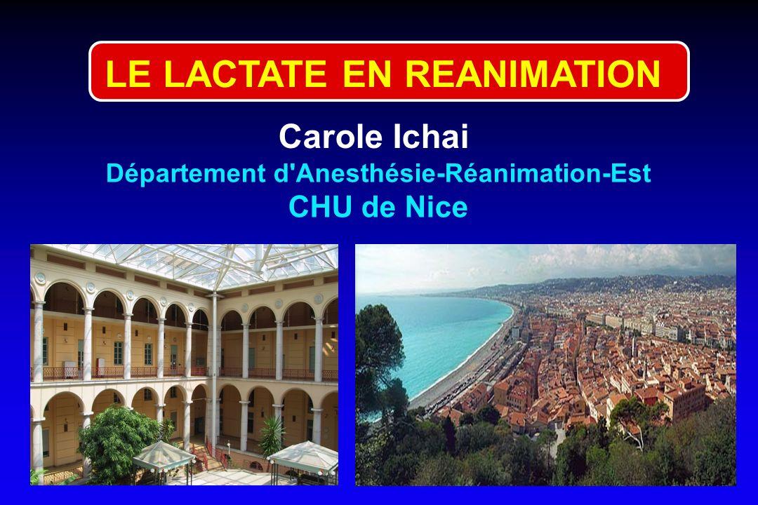 Département d Anesthésie-Réanimation-Est