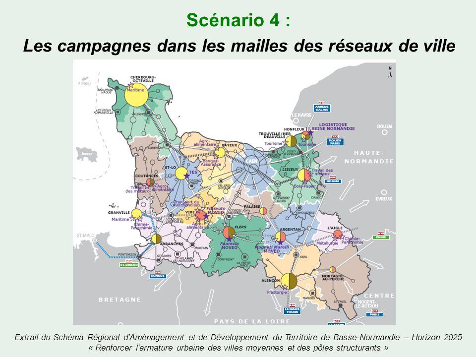 RURALITÉS EN VILLE, PRODUCTIVES, NATURELLES Région PACA