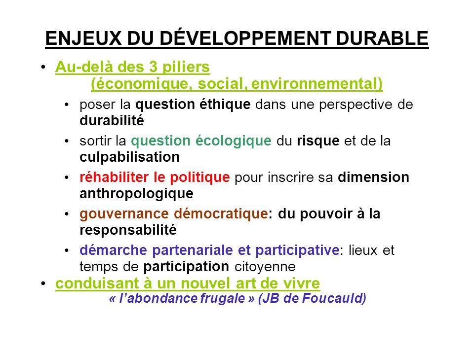 UN CONTEXTE SOCIÉTAL INÉDIT (2)