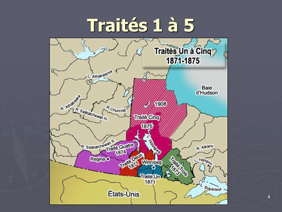 Traités 1 à 5