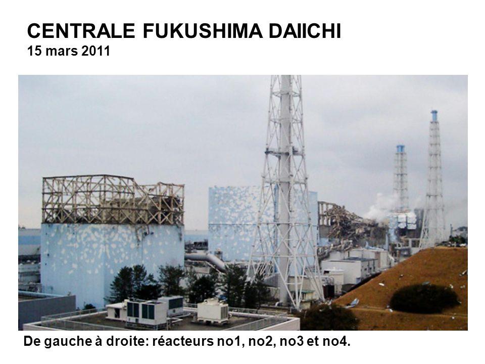 CENTRALE FUKUSHIMA DAIICHI