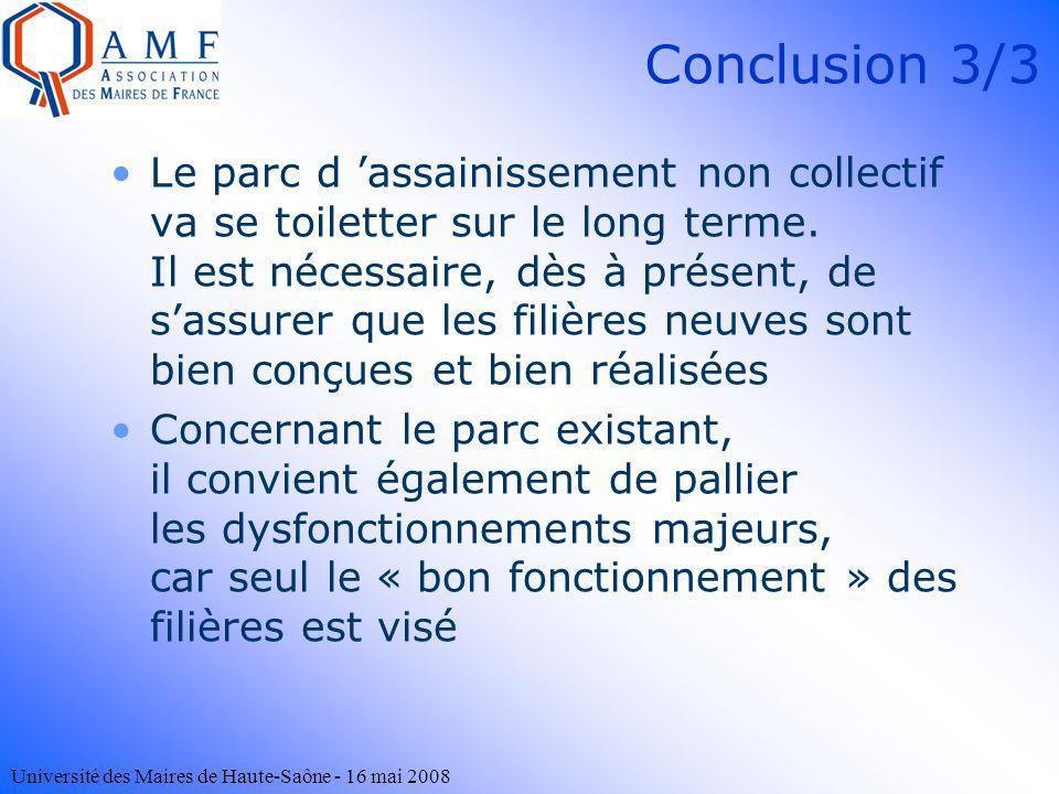 Conclusion 3/3