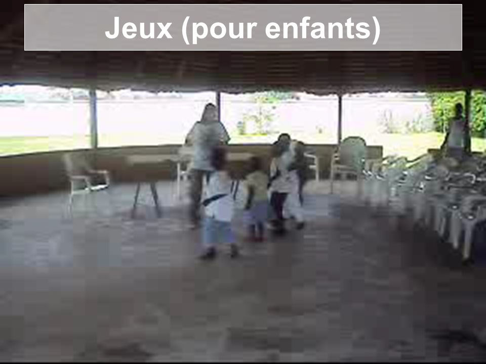 Jeux (pour enfants)