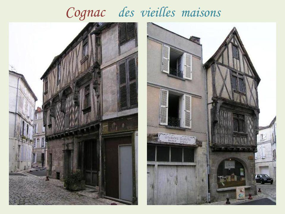 Cognac des vieilles maisons