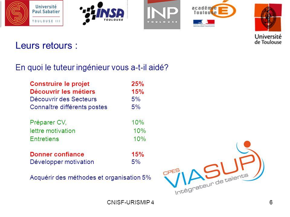 CNISF-URISMIP 4 juillet 2013