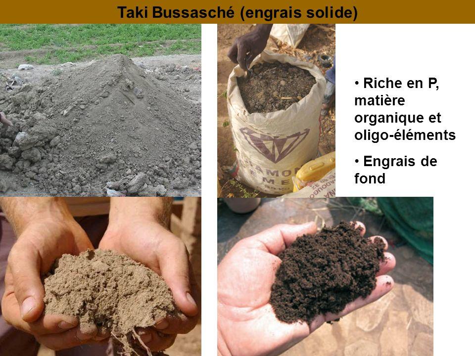 Taki Bussasché (engrais solide)