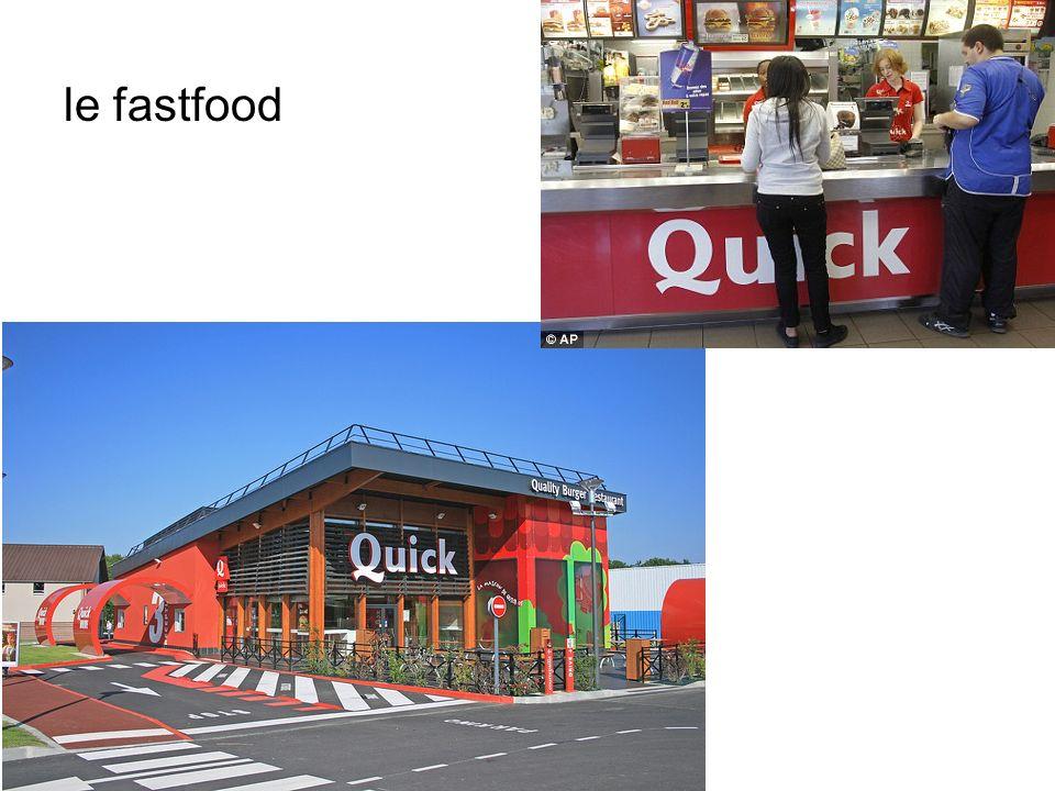 le fastfood