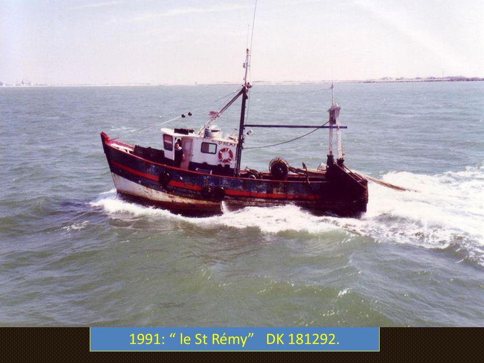 1991: le St Rémy DK 181292.