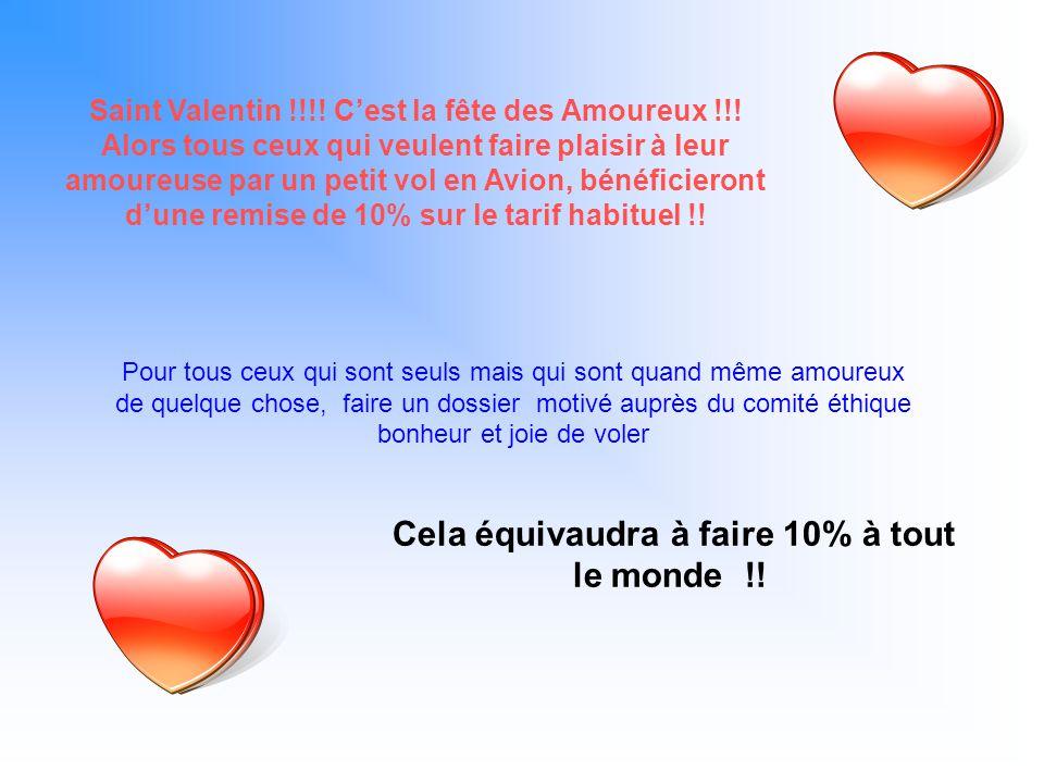 Saint Valentin !!!! C'est la fête des Amoureux !!!