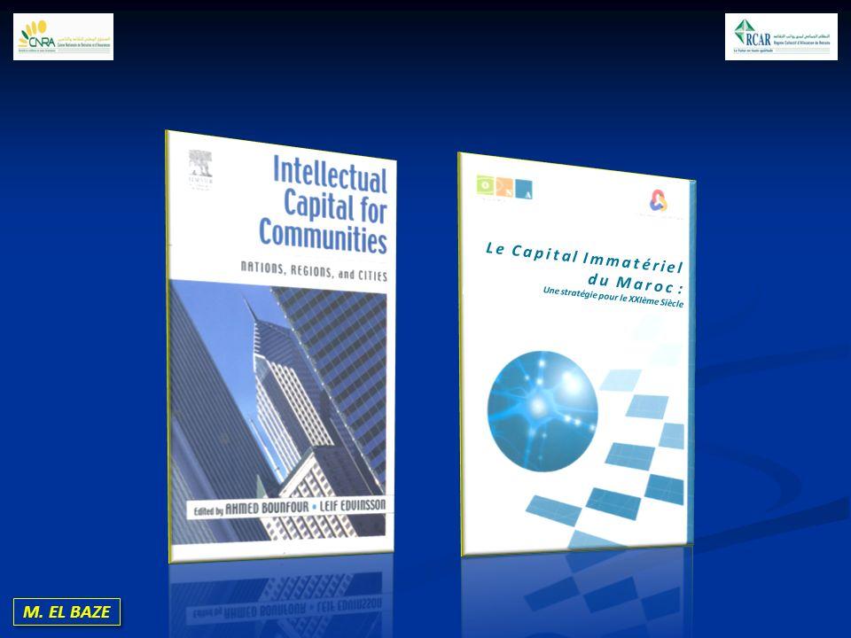 Le Capital Immatériel du Maroc : Une stratégie pour le XXIème Siècle