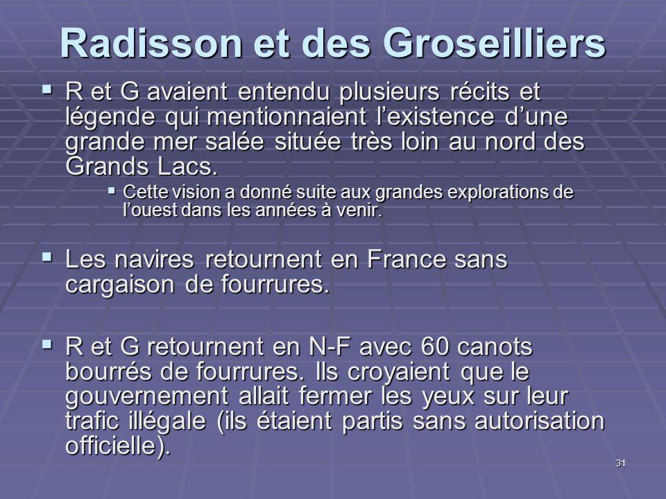 Radisson et des Groseilliers
