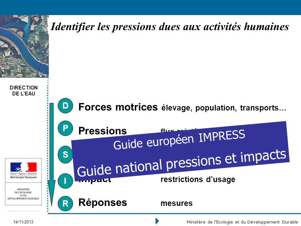 Guide national pressions et impacts