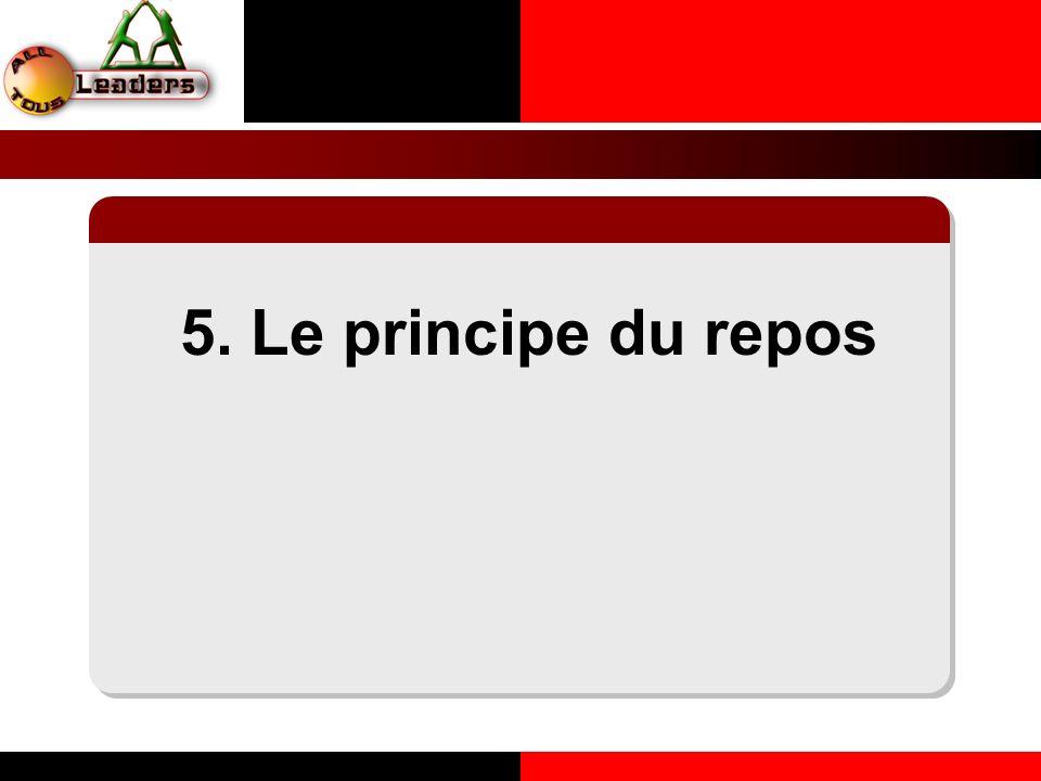 LE PRINCIPE DE LA COHERENCE PERSONNELLE