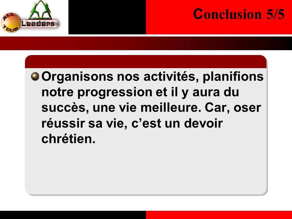 Conclusion 5/5