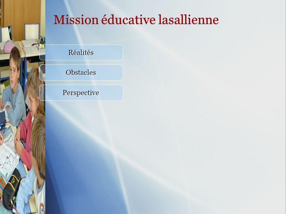 Mission éducative lasallienne