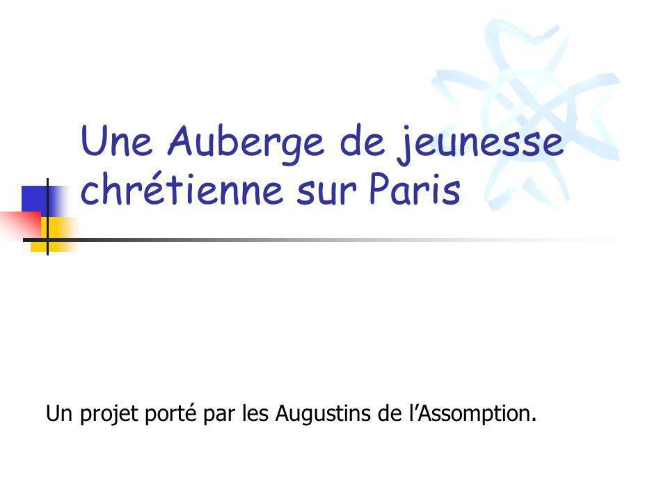 Une Auberge de jeunesse chrétienne sur Paris