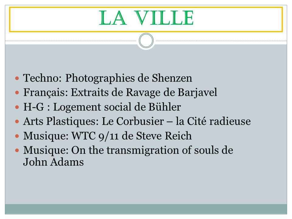 La ville Techno: Photographies de Shenzen