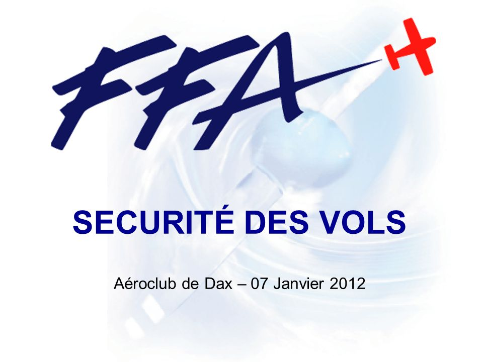 Aéroclub de Dax – 07 Janvier 2012