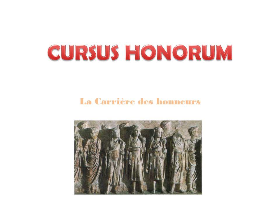 La Carrière des honneurs
