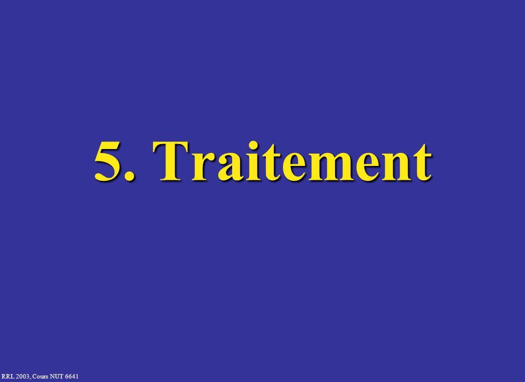 5. Traitement