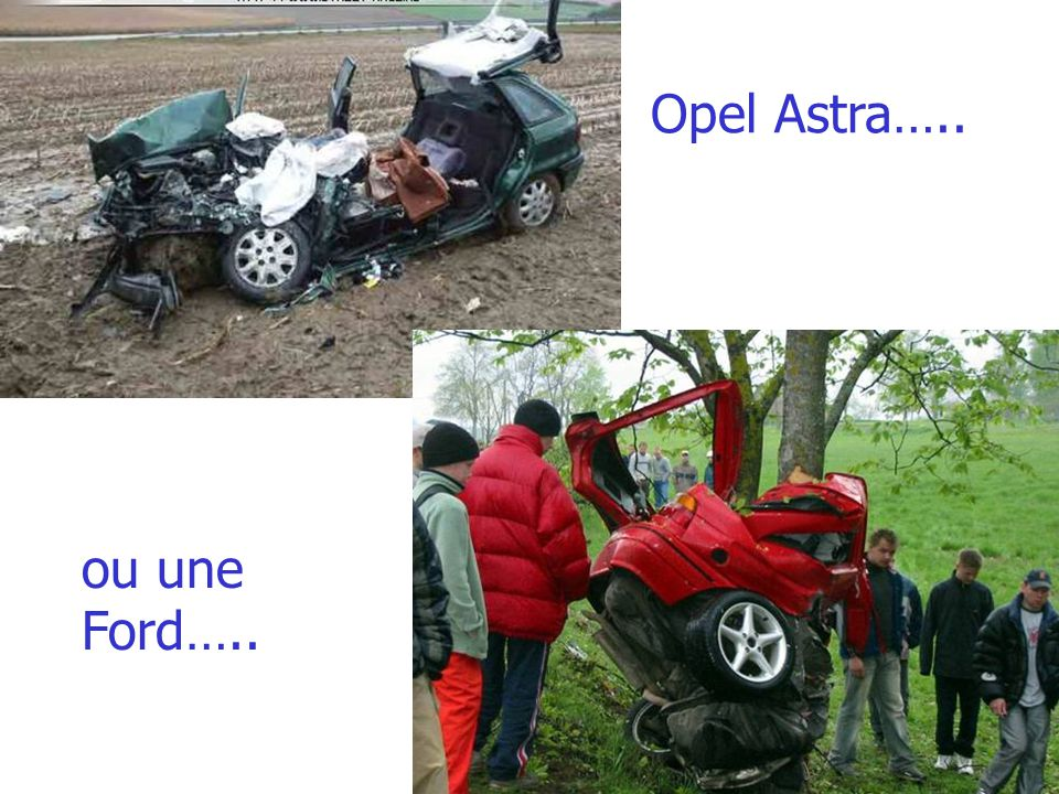 Opel Astra….. ou une Ford…..