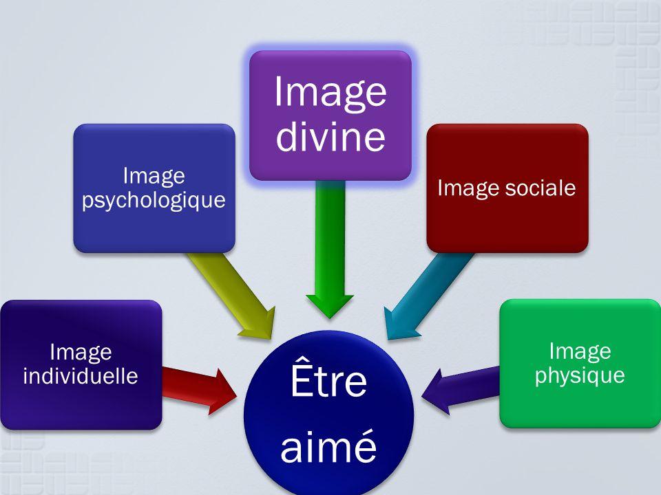Image divine aimé Être Image individuelle Image psychologique