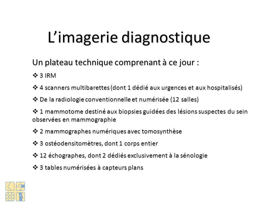 L'imagerie diagnostique