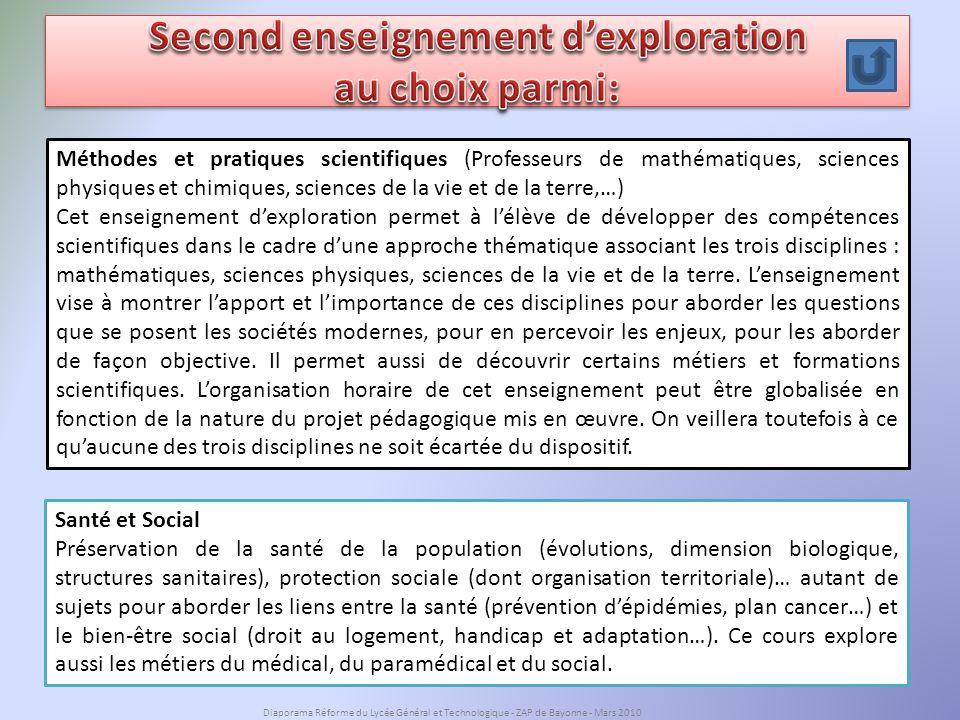 Reforme du lycee rentree 2010 zap de bayonne ppt t l charger - Grille indiciaire cadre de sante paramedical ...