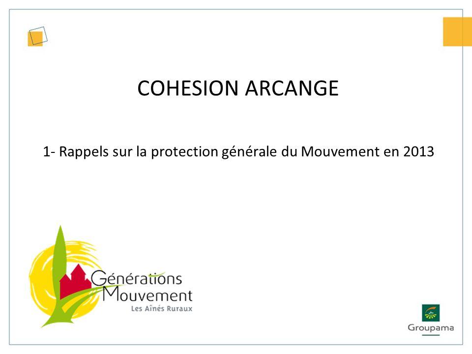 1- Rappels sur la protection générale du Mouvement en 2013