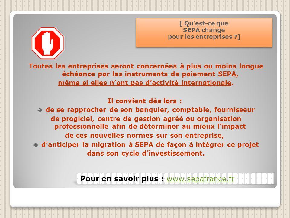 Pour en savoir plus : www.sepafrance.fr