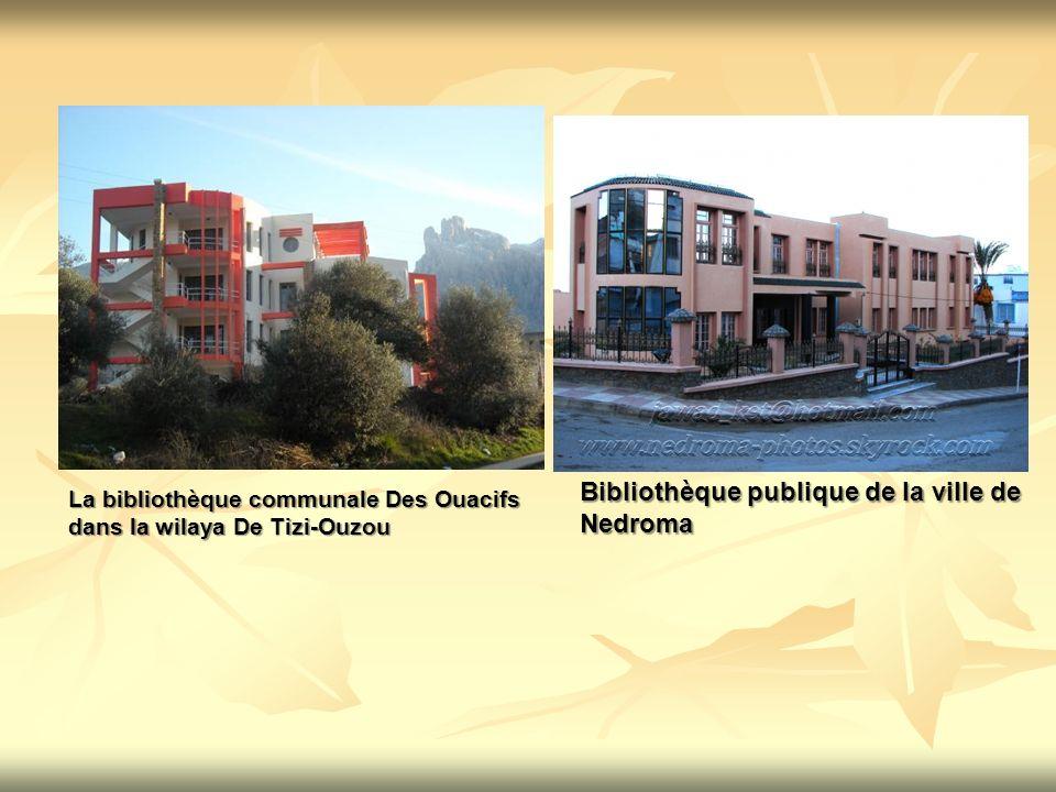 Bibliothèque publique de la ville de Nedroma