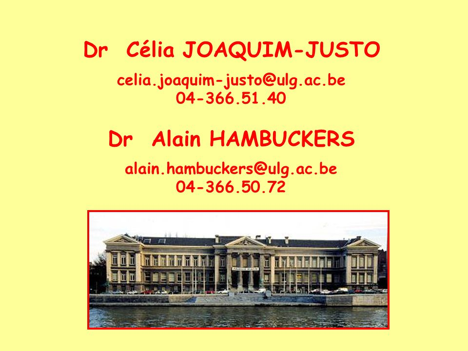 Dr Célia JOAQUIM-JUSTO