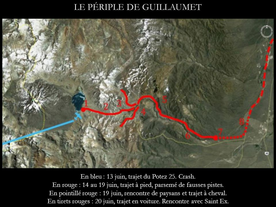 LE PÉRIPLE DE GUILLAUMET