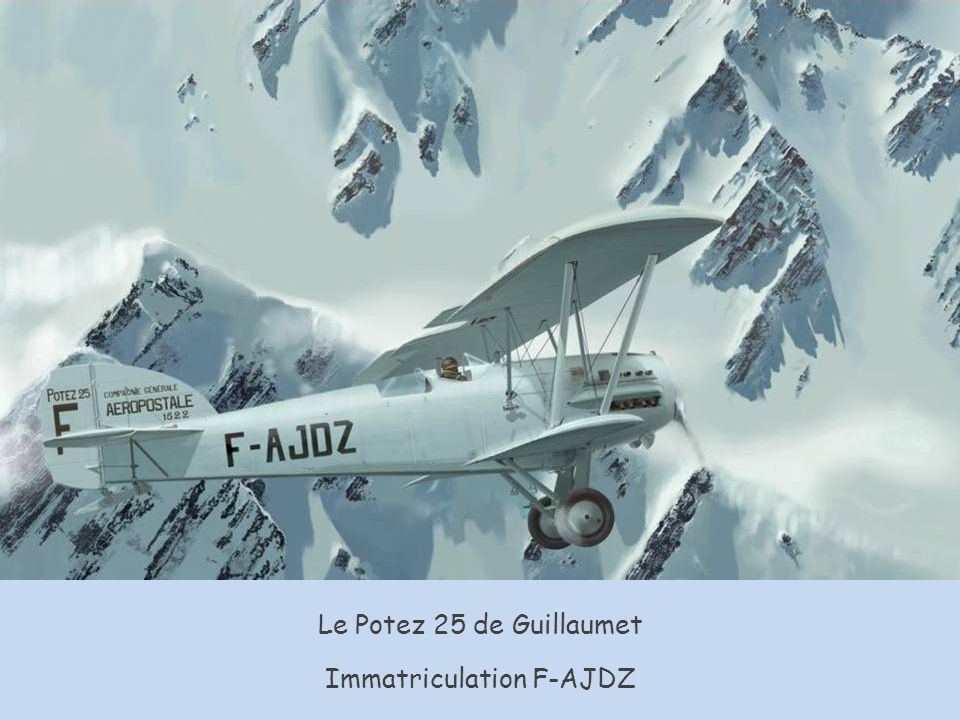 Immatriculation F-AJDZ