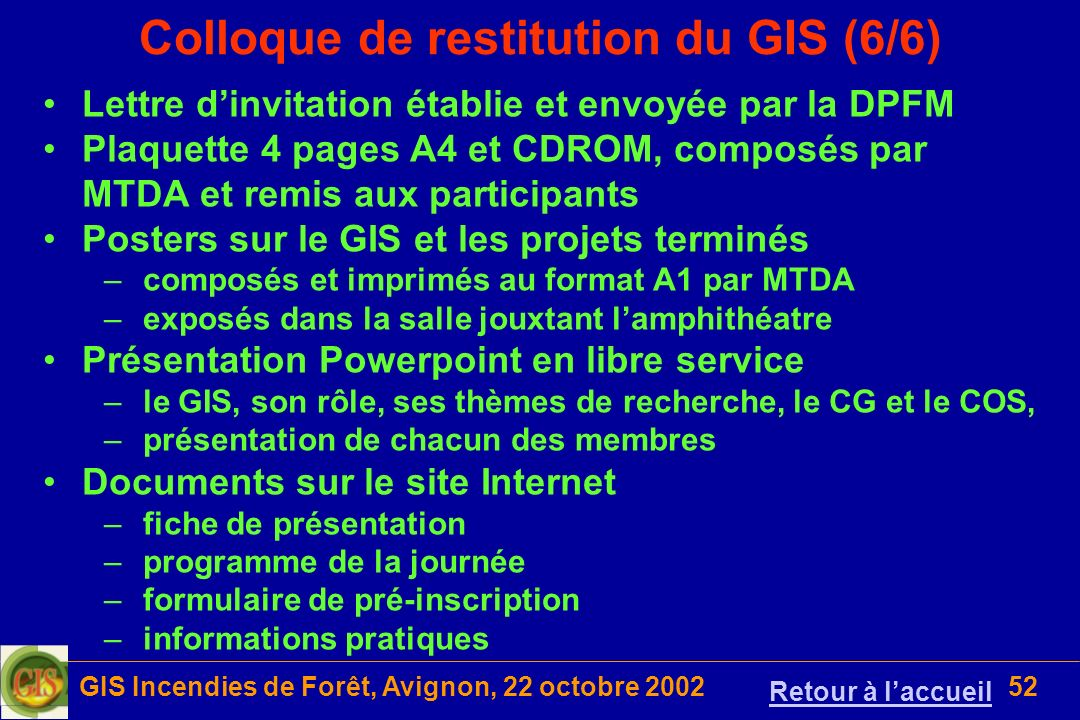 Colloque de restitution du GIS (6/6)