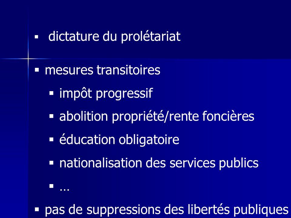 abolition propriété/rente foncières éducation obligatoire
