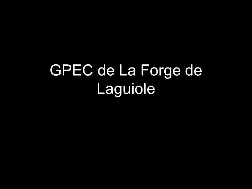 GPEC de La Forge de Laguiole