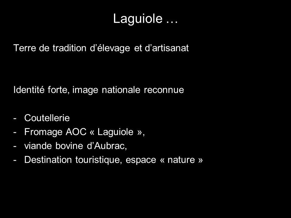 Laguiole … Terre de tradition d'élevage et d'artisanat