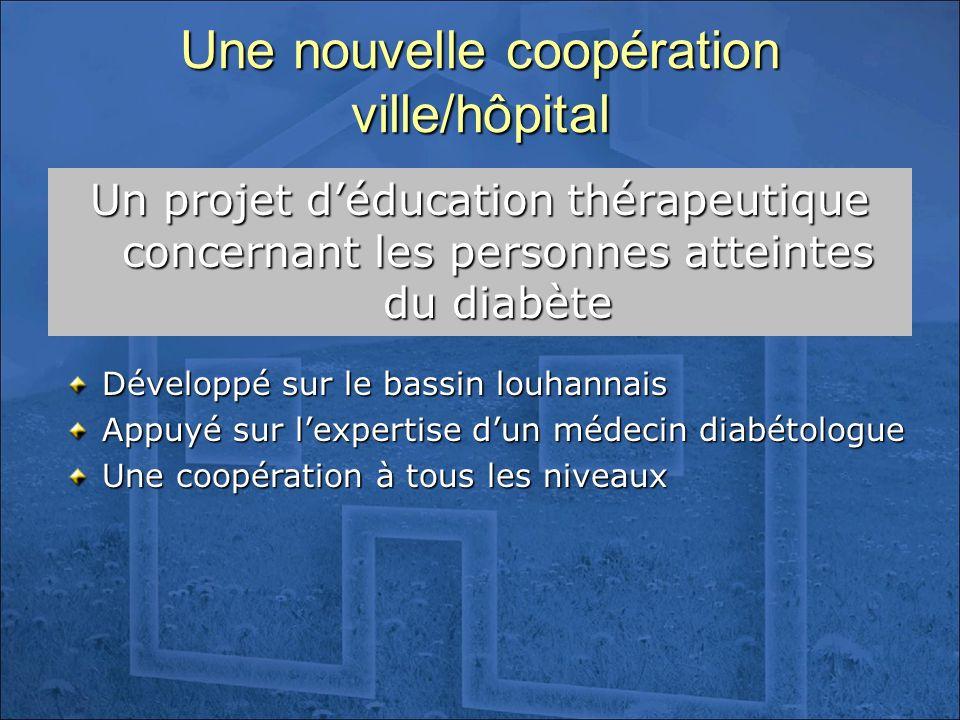 Une nouvelle coopération ville/hôpital