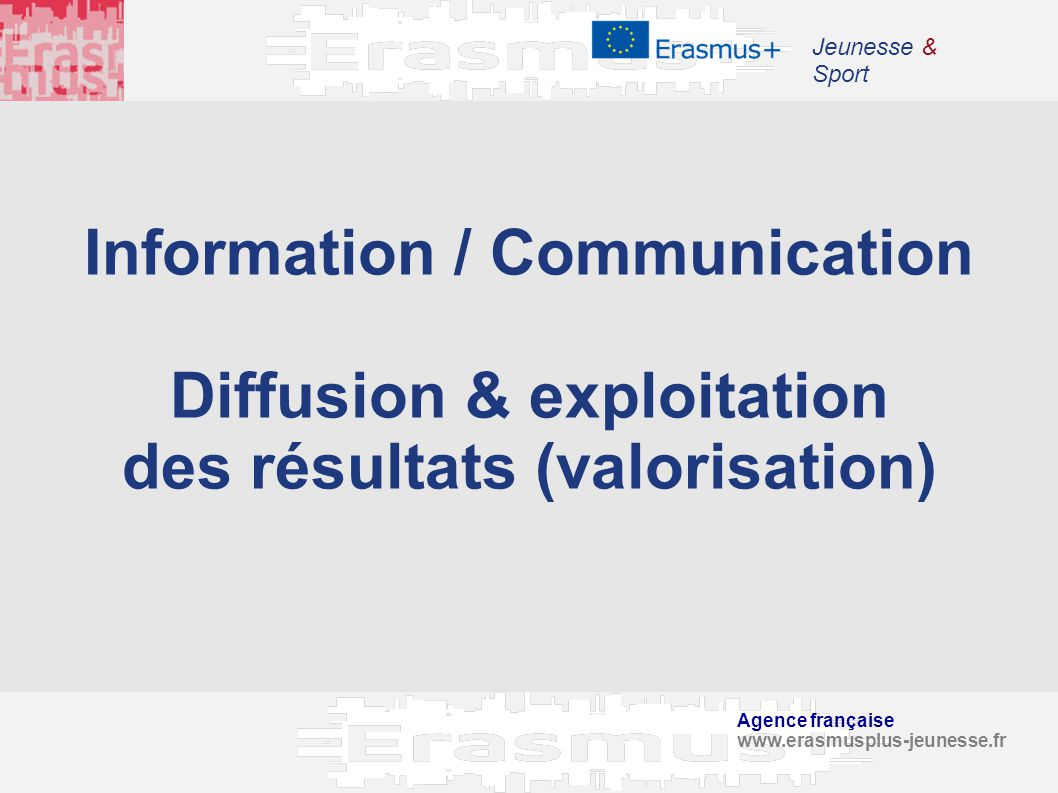 Information / Communication Diffusion & exploitation