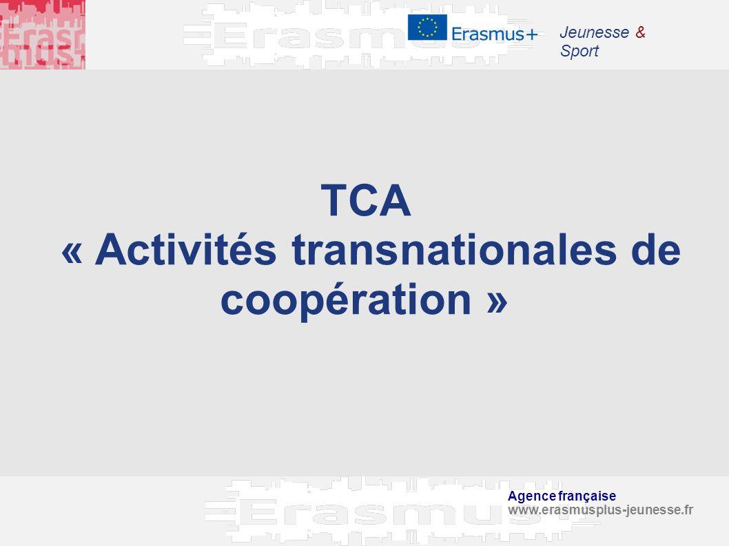 TCA « Activités transnationales de coopération »