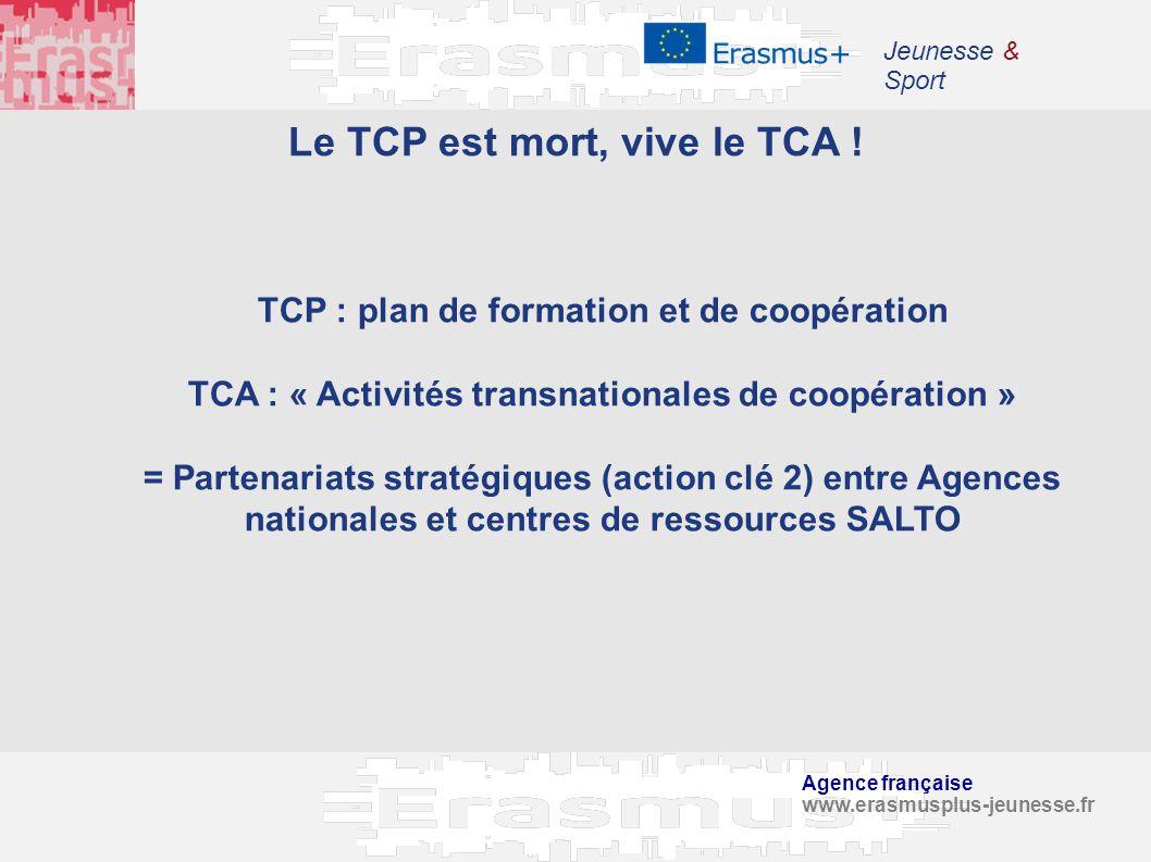 Le TCP est mort, vive le TCA !