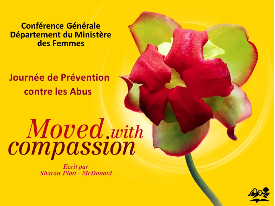 MOVED WITH COMPASSION Journée de Prévention contre les Abus