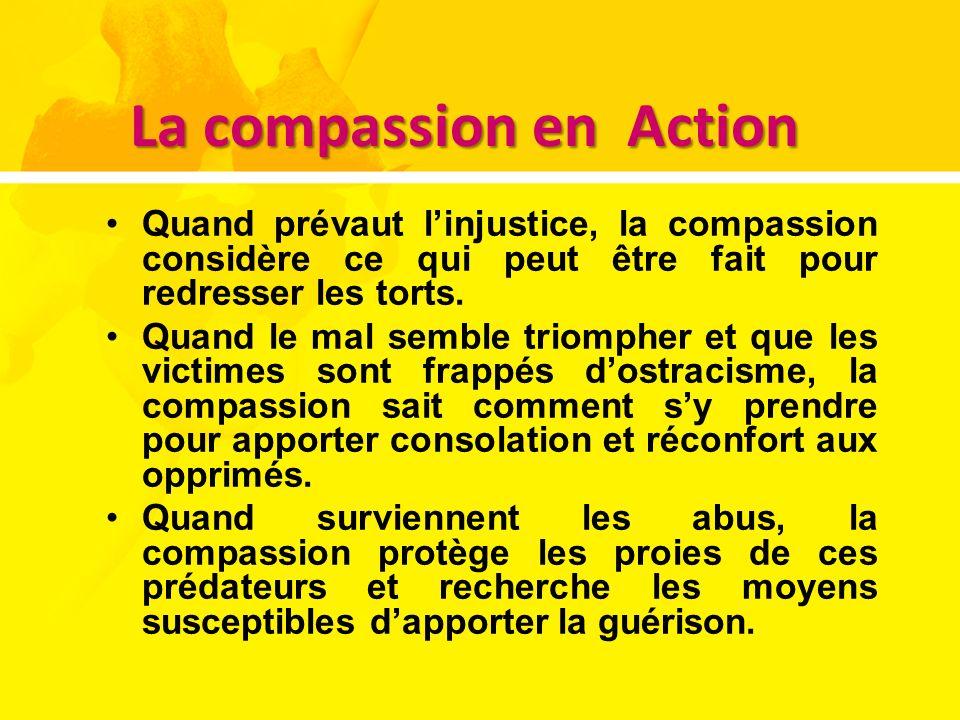 La compassion en Action