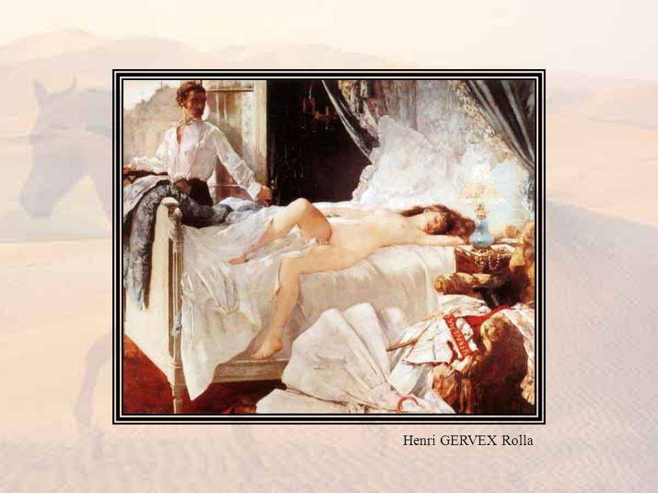 Henri GERVEX Rolla