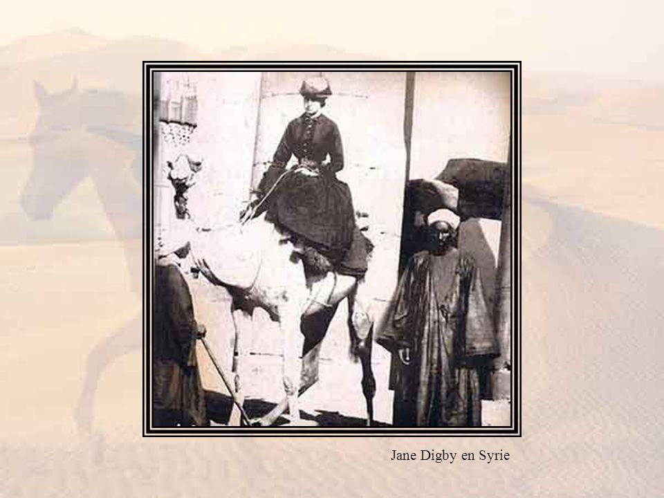 Jane Digby en Syrie