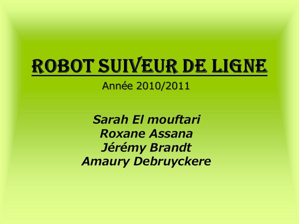Sarah El mouftari Roxane Assana Jérémy Brandt Amaury Debruyckere